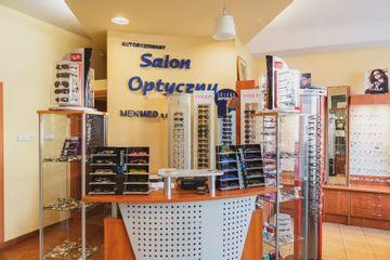 MEKMED - salon optyczny