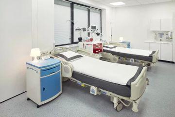 Timeless - pokój pacjenta