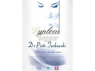 Dyplom Stowarzyszenie Lekarzy Dermatologów Estetycznych