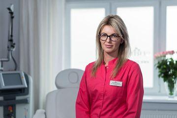 lek. Agata Zielonka-Kucharzewska, dermatolog wenerolog, specjalista medycyny estetycznej