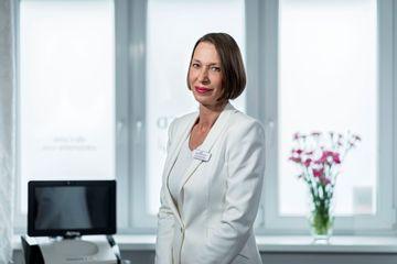 lek. Gabriela Jankowska-Bubel, specjalista medycyny estetycznej oraz laseroterapii