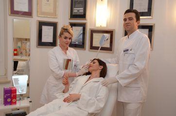 Medical Margaret Spa - dr Joanna Brocka z pacjentką