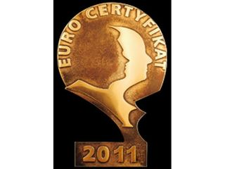 Euro Certyfikat 2011