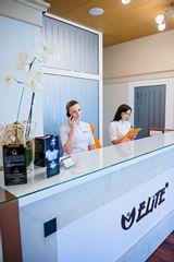 Klinika Elite - recepcja