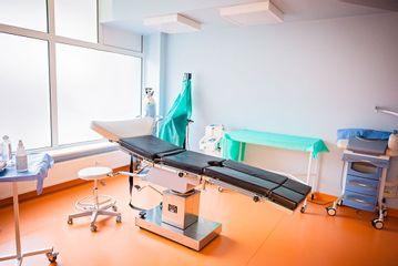 Klinika Elite - sala zabiegowa