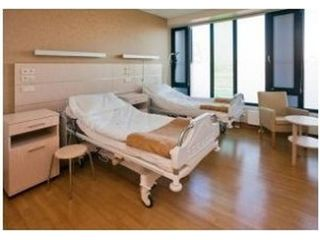 Lux Med - sala pacjenta