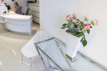 Saska Clinic - recepcja