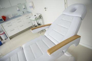 Saska Clinic - sala zabiegowa