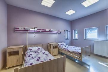 Operacja plastyczna nosa - pokój pacjenta