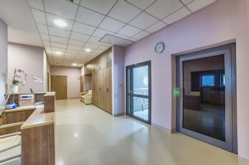 Klinika Chirurgii Plastycznej Dr Olender - recepcja