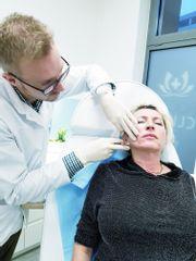 Odmładzanie twarzy kwasem hialuronowym