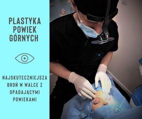 Blefaroplastyka - Ruczaj Clinic