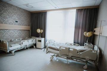Noviline - pokój pacjenta