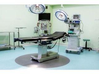 Klinika Chirurgii Klasycznej i Estetycznej Lancet - sala zabiegowa