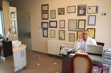 Klinika Chęciński - gabinet