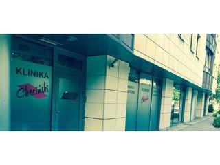 Klinika Chęciński - witryna