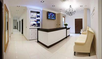 Gold Clinic - recepcja
