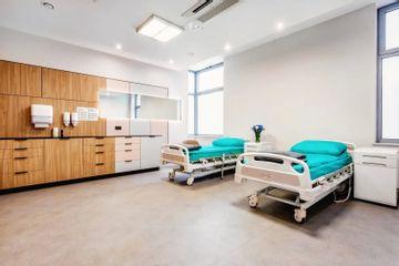 Klinika Dr Dębski - sala zabiegowa