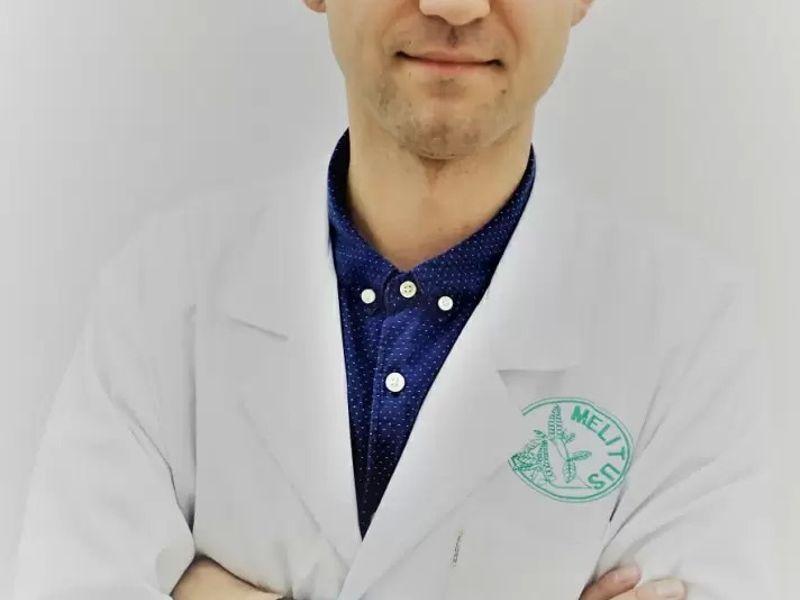 dr Emil Michalski