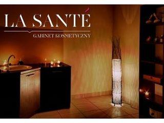 La Santé - wnętrze