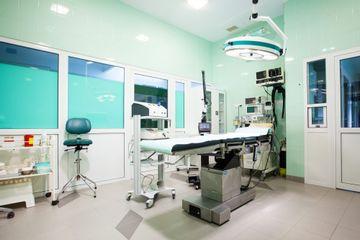 Wnętrze Gabinety medycyny estetycznej Tychy Medicus Estetic - sala zabiegowa