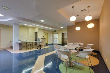 Klinika Chirurgii Mazan - kawiarnia