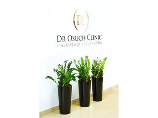 Dr Osuch Clinic - recepcja