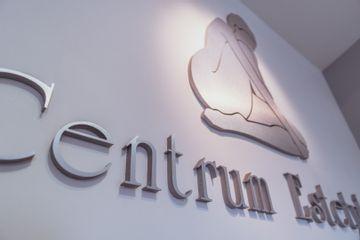 Centrum Estetyki Ciała - wejście