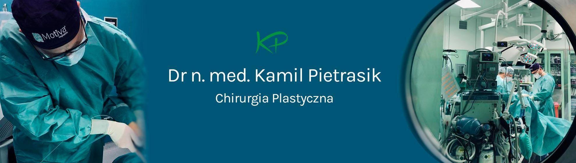 dr. n. med. Kamil Pietrasik