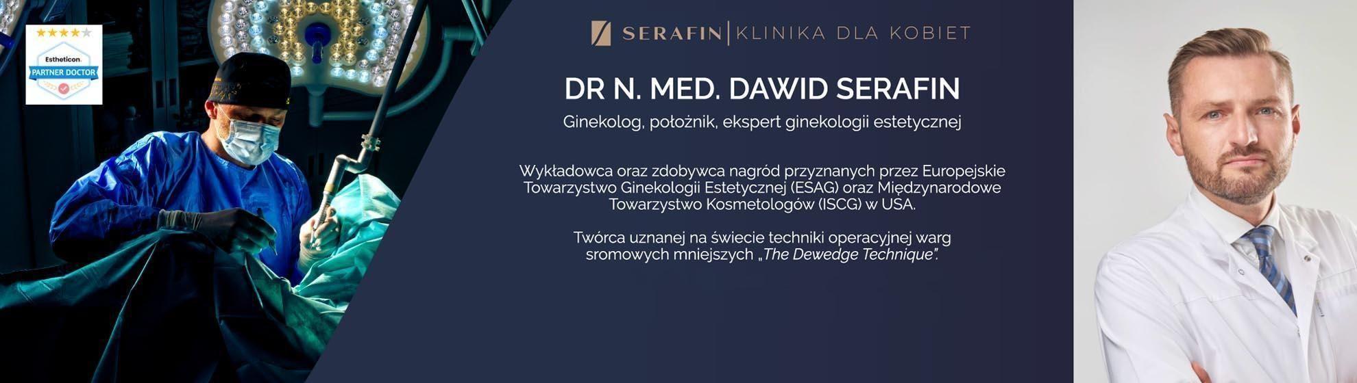 dr Dawid Serafin Serafin Clinic