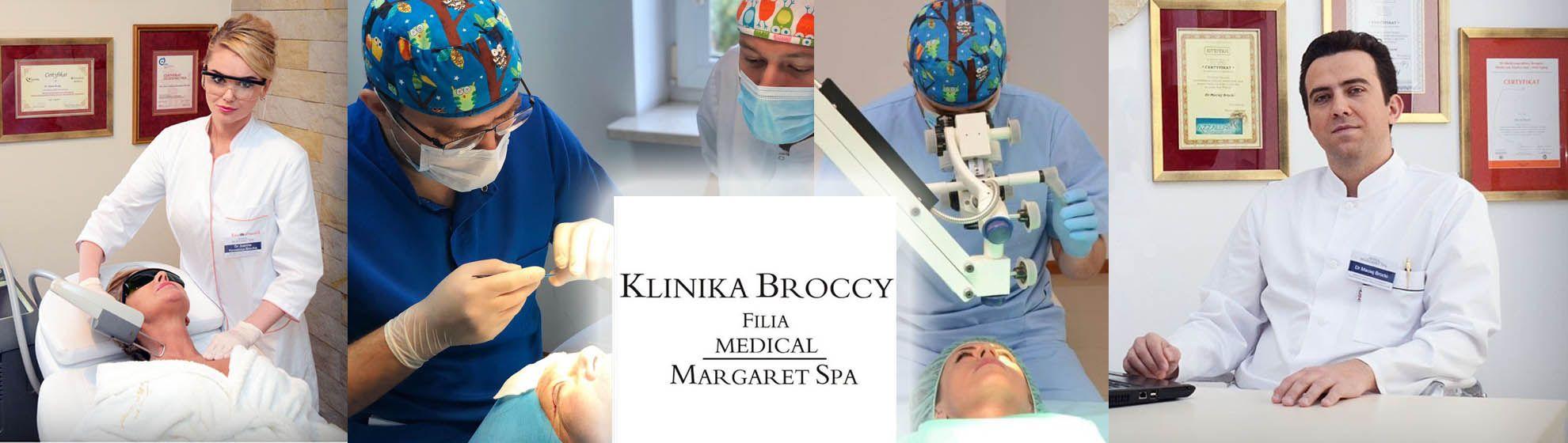 dr Joanna & dr Maciej Broccy - MEDICAL MARGARET SPA