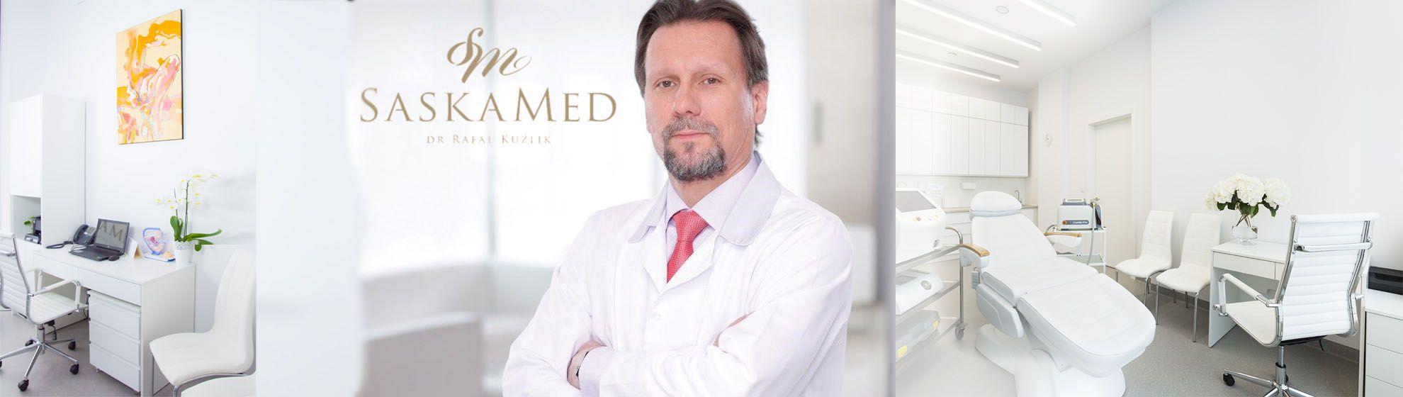 dr n. med. Rafał Kuźlik SaskaMed - Ginekologia plastyczna i rekonstrukcyjna