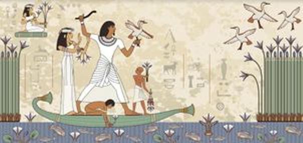 Starożytny Egipt = sztuka