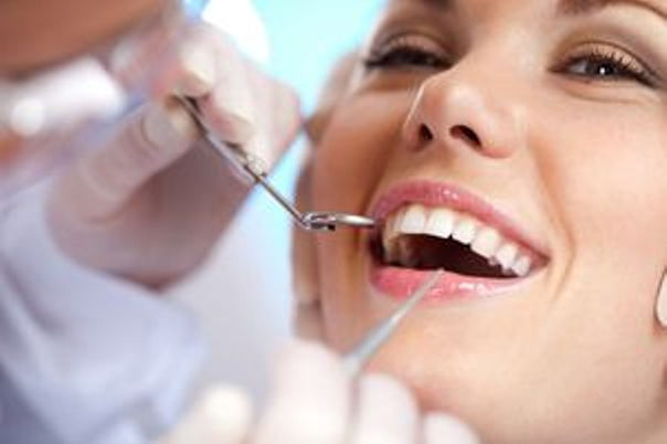 Wizyta u stomatologia