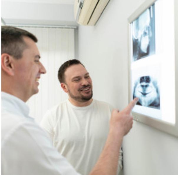 Konsultacja ze stomatologiem