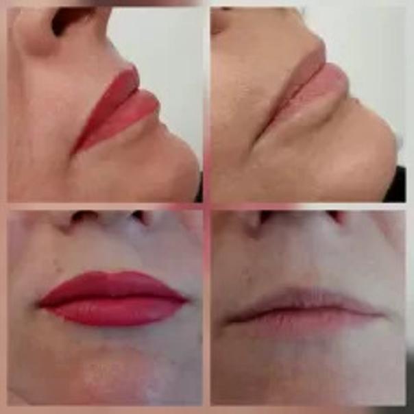 Makijaż permanentny ust (Bona Dea)