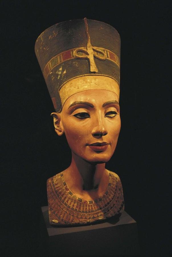 Egipska bogini Nefretete