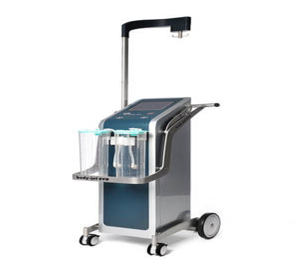 Urządzenie Body Jet firmy Human Med