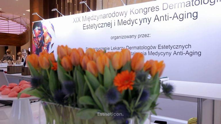 Lekarz podaje, lekarz leczy - XIX Kongres Dermatologii Estetycznej i Anti-aging