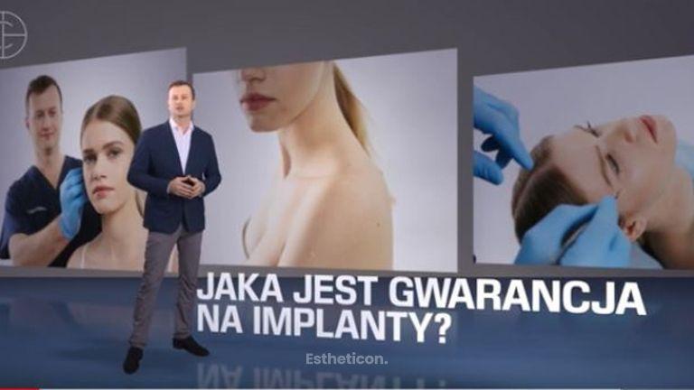Czy jest gwarancja na implanty piersi?