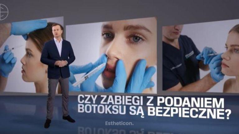 Czy zabiegi z podaniem botoksu są bezpieczne?