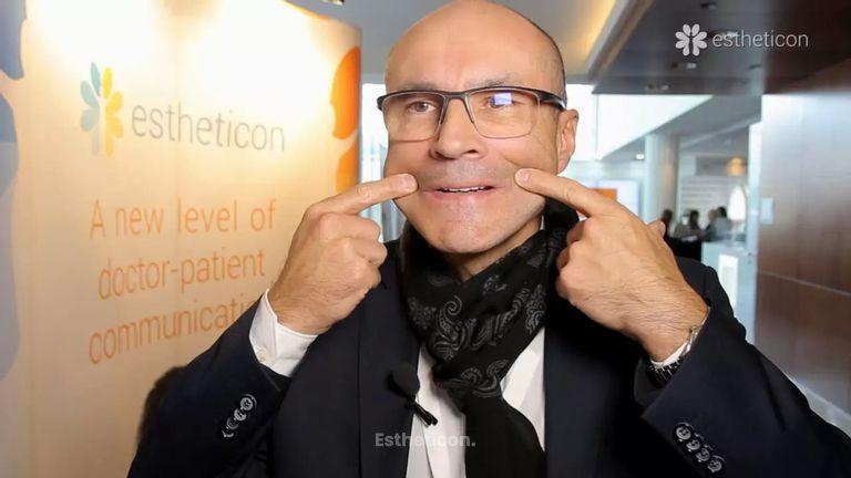 Efekty  operacji chirurgicznego liftingu twarzy