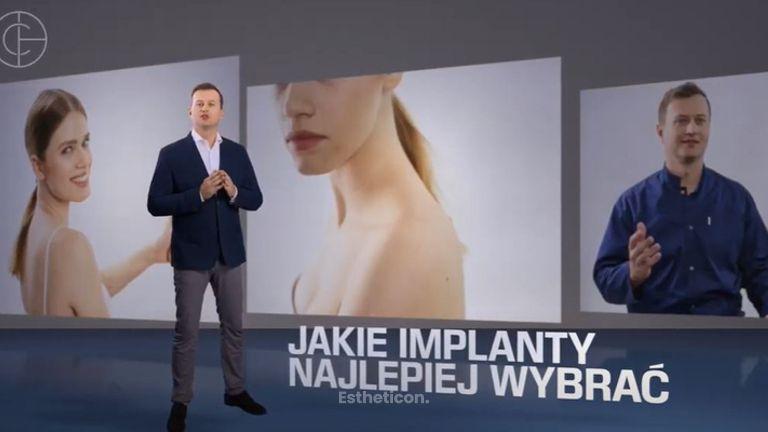 Jakie implanty piersi wybrać?