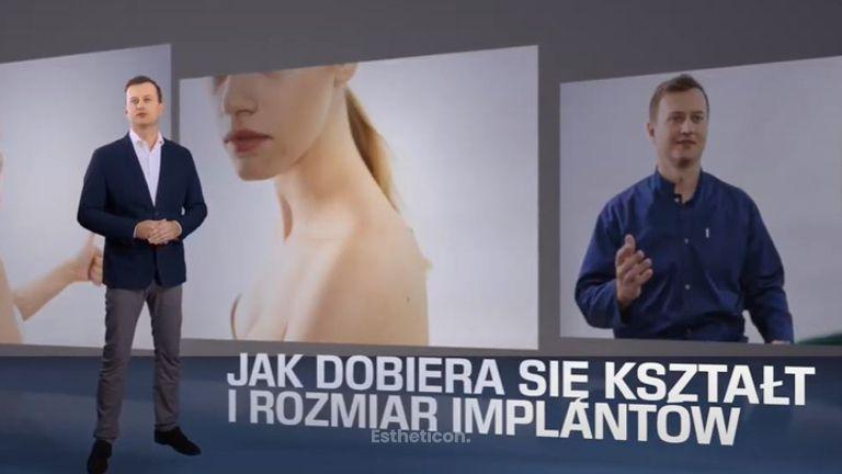 Jak się dobiera implanty piersi?